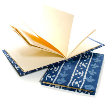 Handmade Journal From Recycled Paper