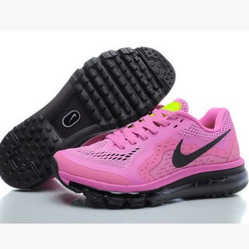 """NIKE"" Trending Fashion casual sports shoes  Roses pink"
