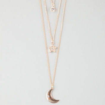 library sandi collections of pointe necklace celestial virtual