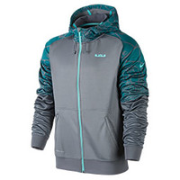 Men's Nike LeBron Hero Premium Full-Zip Hoodie