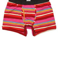 PACT San Francisco Multi Stripes Boxer Brief