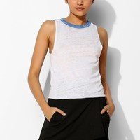 Project Social T Colorblock Muscle Tee - Urban Outfitters