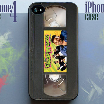 The fresh prince hipster cassete iPhone Case 4 & 4s,iphone 5, Samsung S3 S4, Iphone 5c, Samsung S3 mini