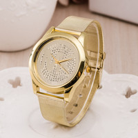 Trendy Good Price Great Deal Gift New Arrival Designer's Awesome High Quality Ladies Stylish Alloy Watch [6542370371]