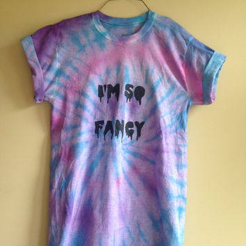 Iggy Azalea 'I'm so fancy' T- shirt