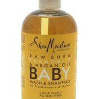 Shea Moisture Raw Shea Chamomile & Argan Oil Baby Body Wash By Shea Moisture For Kids - 13 Oz Body Wash