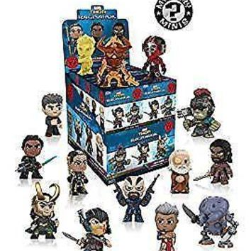 Funko Mystery Mini: Thor Ragnarok Collectible Figure One Blind Box