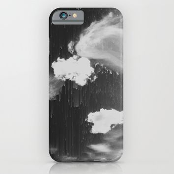 Cloudy Daze iPhone & iPod Case by Ducky B