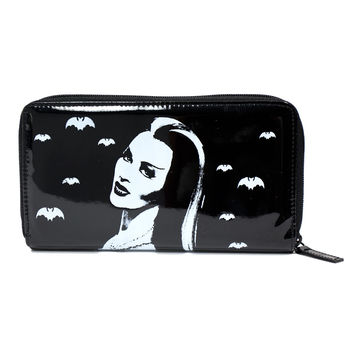 Lily Munster Bats Wallet