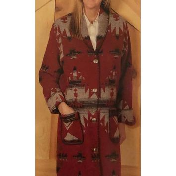 Rhonda Stark Red Butte Stroller Coat