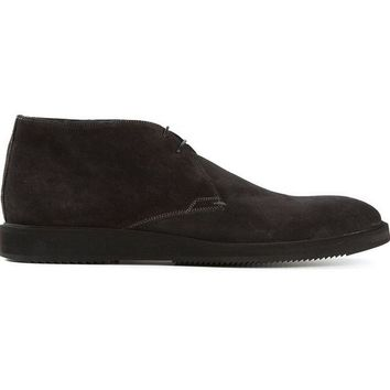 ONETOW Sergio Rossi lace-up boots