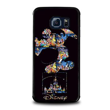 MICKEY MOUSE Disney Samsung Galaxy S6 Edge Case Cover
