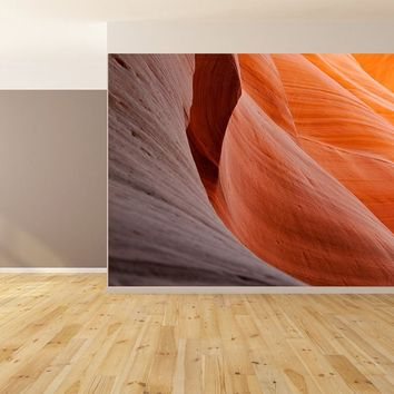 Wall Art Abstract Closeup Rock Formation Mountain Photo Wallpaper HUGE Peel and Stick