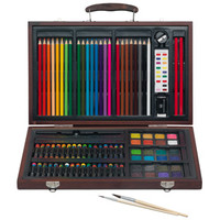 The Metropolitan Museum of Art 94-Piece Wooden Art Kit