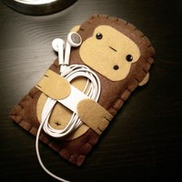 Monkey iPhone / iPod Touch Cozy