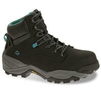 Wolverine Growler LX Women's Composite-Toe Work Boots (Black)