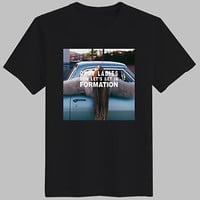 New Beyonce T-Shirt Formation World Tour Beyonce 2016 T-Shirt Men Or Women