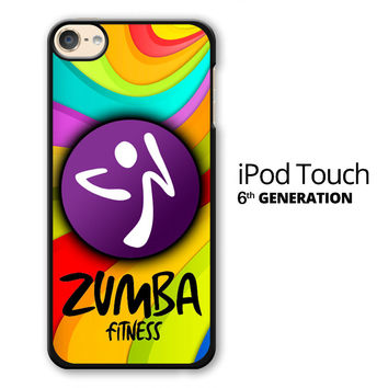 Zumba Fitness iPod Touch 6 Case