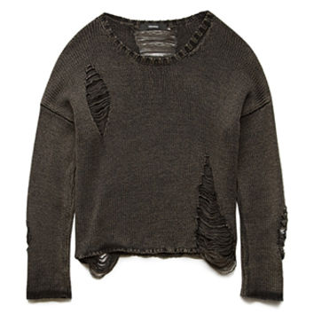 Favorite Destroyed Sweater