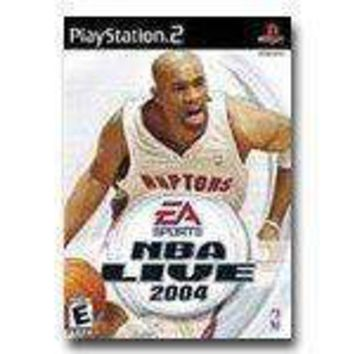NBA Live 2004 for Playstation 2