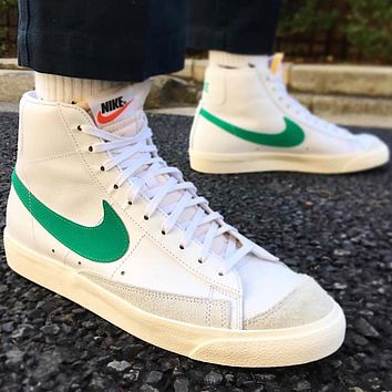 Nike Blazer Mid fashion hot seller Blazer high band all-casual sports shoes #4