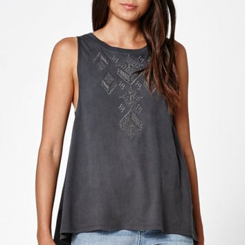 Billabong Big Deal Embroidered Muscle Tank Top at PacSun.com