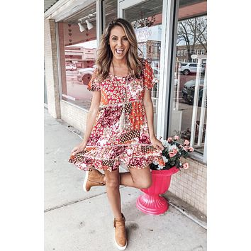 Girl Crush Floral Dress