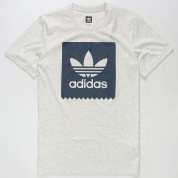 ADIDAS Solid Blackbird Mens T-Shirt