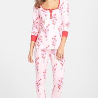 Women's BedHead Hello Kitty Print Henley