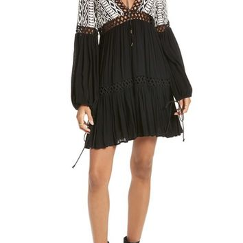 Free People Dusk Till Dawn Minidress | Nordstrom