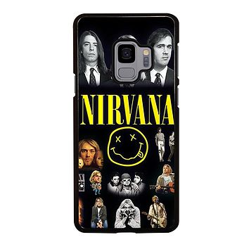 NIRVANA Samsung Galaxy S3 S4 S5 S6 S7 Edge S8 S9 Plus, Note 3 4 5 8