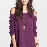 Women's Free People 'Sunrise' Cotton Pullover