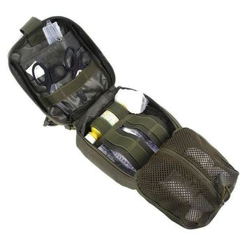 ICIKUH3 New Tactical First Aid Bag Safety Camping Medical Military Utility Pouch Rescue Package For Travel Hunting Hiking Clambing Bags