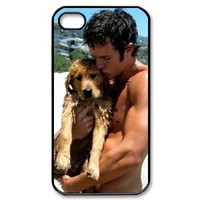 Sexy Josh Hutcherson iPhone 4/4s Case