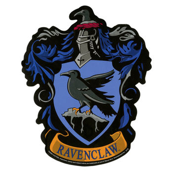 Harry Potter Ravenclaw Crest Sticker