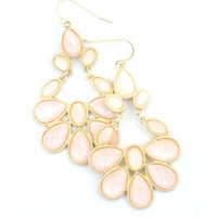 Turkish Earring - Powder Pink