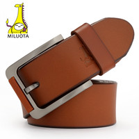 Men's Luxury Leather Belts