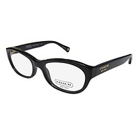 Coach 6041 Kristin Womens/Ladies Cat Eye Full-rim Spring Hinges Eyeglasses/Eye Glasses