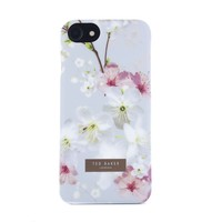 Official TED BAKER® SS17 Soft Feel Hard Shell Back Case / Cover for Apple iPhon