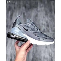 Free shipping-Nike air max 270 sports cushioning running shoes #7