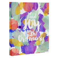 Hello Sayang Joy in the Ordinary Art Canvas