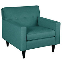 Clare Fabric Living Room Chair, 34W x 37D x 37H: Custom Colors - Accent Furniture - furniture - Macy's
