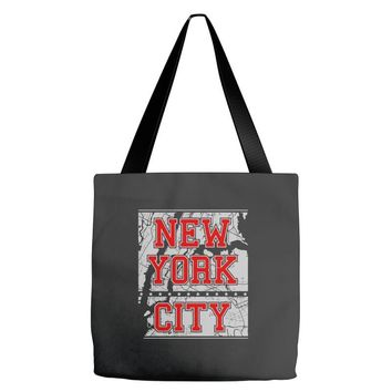 new york city Tote Bags