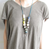 PAINTED PONY NECKLACE