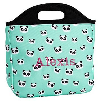 Gear-Up Pool Panda Tote Lunch