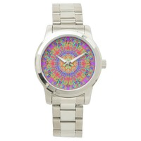 Colorful Elegance Girl's or Women's Watch