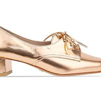 Chaussure Lapin Pop in Bronze at Solestruck.com