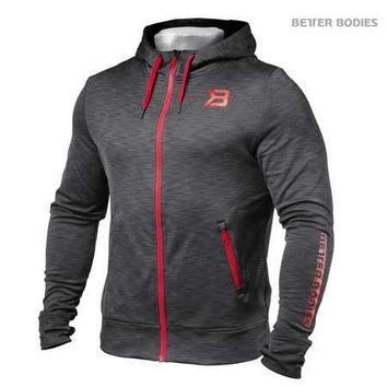 Better Bodies Men's Performance Power Hoodie