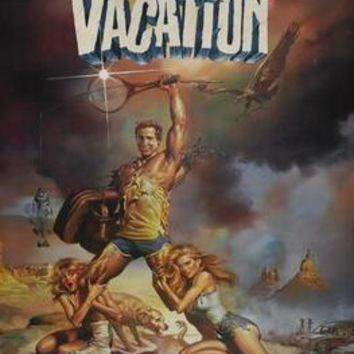 National Lampoon Vacation Movie Poster Standup 4inx6in