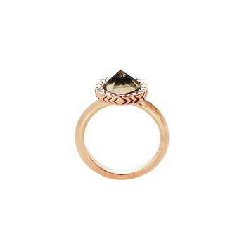 House of Harlow 1960 Jewelry Olber's Paradox Ring